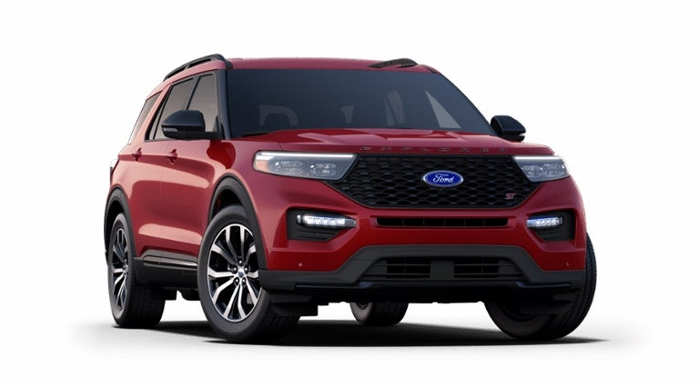 2021 Ford Explorer ST in East Greenwich, RI | Providence ...