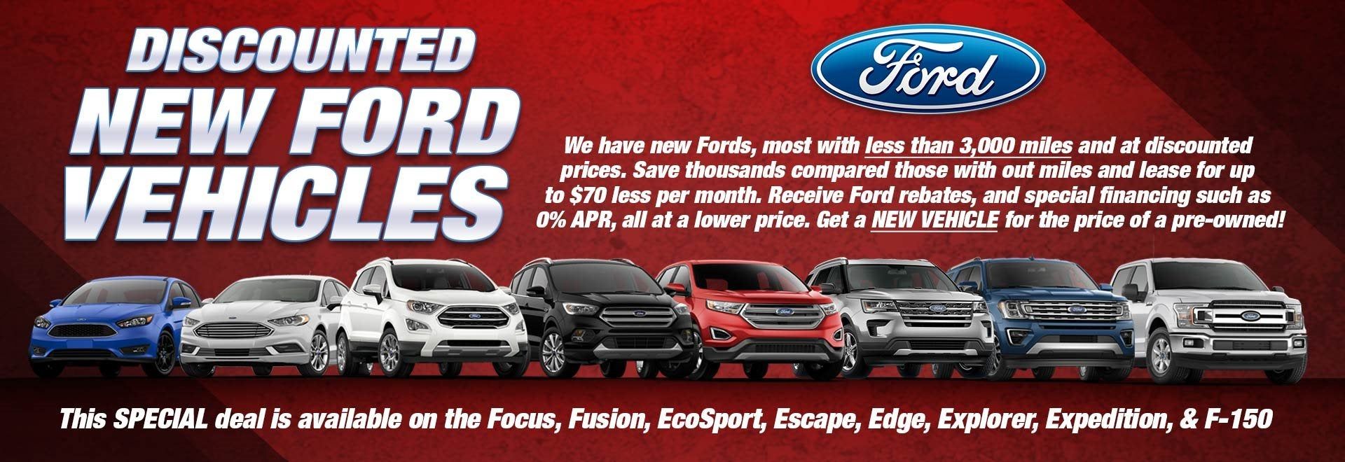Ford Dealer in East Greenwich, RI | Used Cars East Greenwich | Flood